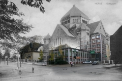 Synagoge in Herne